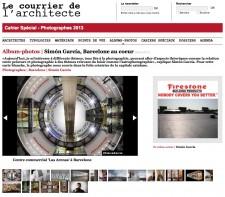 fotografia de arquitectura 2013_02_Le Courrier de larchitecte
