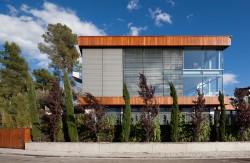 Casa unifamiliar en El Papiol. Fotografia de arquitectura de Simon Garcia arqfoto