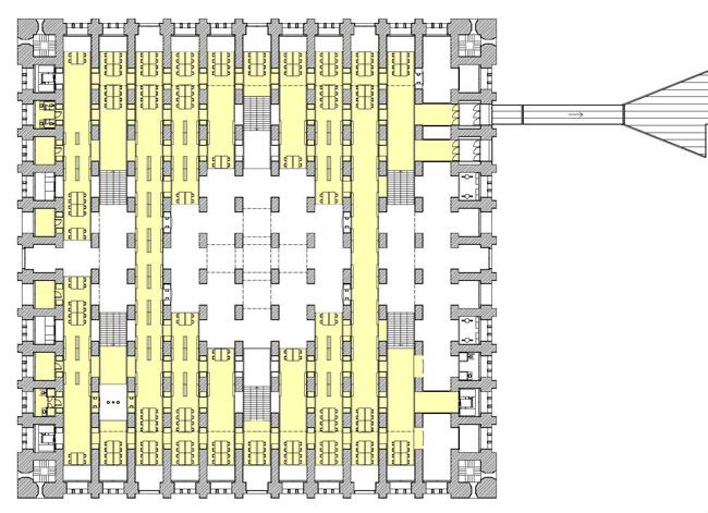Reportaje De Fotografia De Arquitectura De La Biblioteca