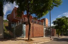 2 viviendas unifamiliares en Barcelona. Fotografia de arquitectura de Simon Garcia arqfoto
