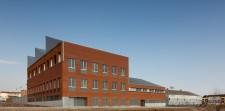 Colegio Nova Electra. Fotografia de arquitectura de Simon Garcia arqfoto