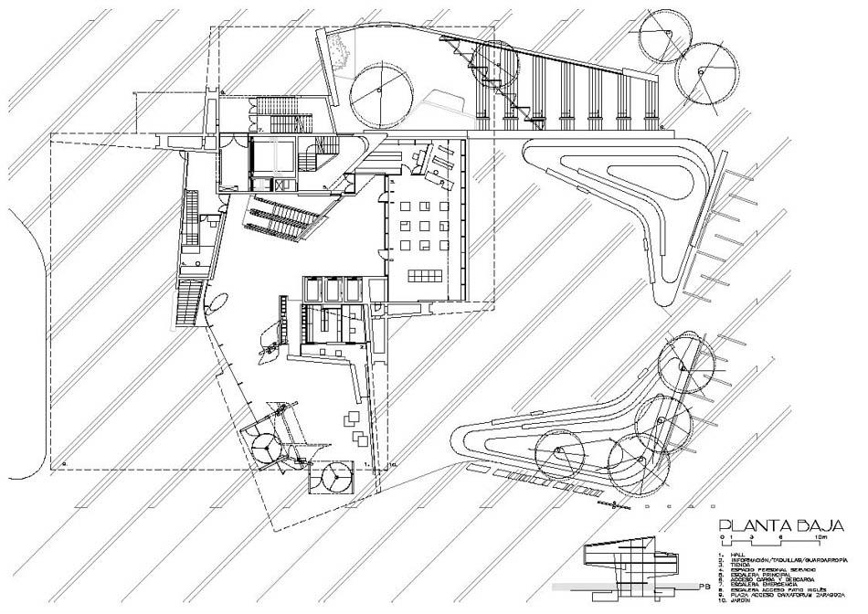 fotografia de arquitectura caixa-forum-zaragoza-carme-pinos-doc-04