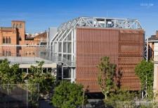 Fotografia de Arquitectura Ampliacion-colegio-Teresianes-Ganduxer-Pich-Aguilera-arquitectes-SG1416_7096