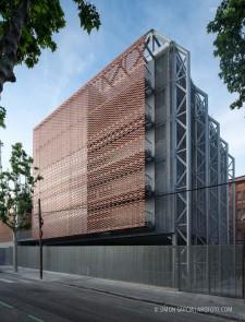 Fotografia de Arquitectura Ampliacion-colegio-Teresianes-Ganduxer-Pich-Aguilera-arquitectes--SG1416_7115