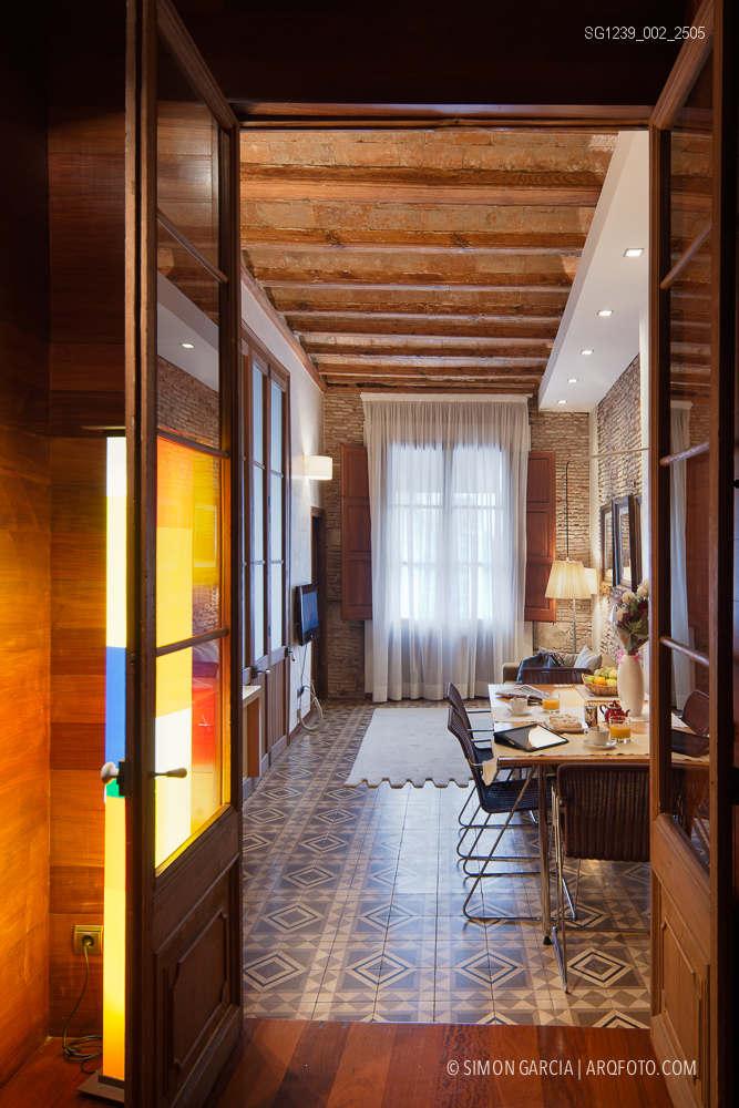 Fotografia de Arquitectura Apartamentos-Casa-de-les-Lletres-AAGF-arquitectos-SG1239_002_2505