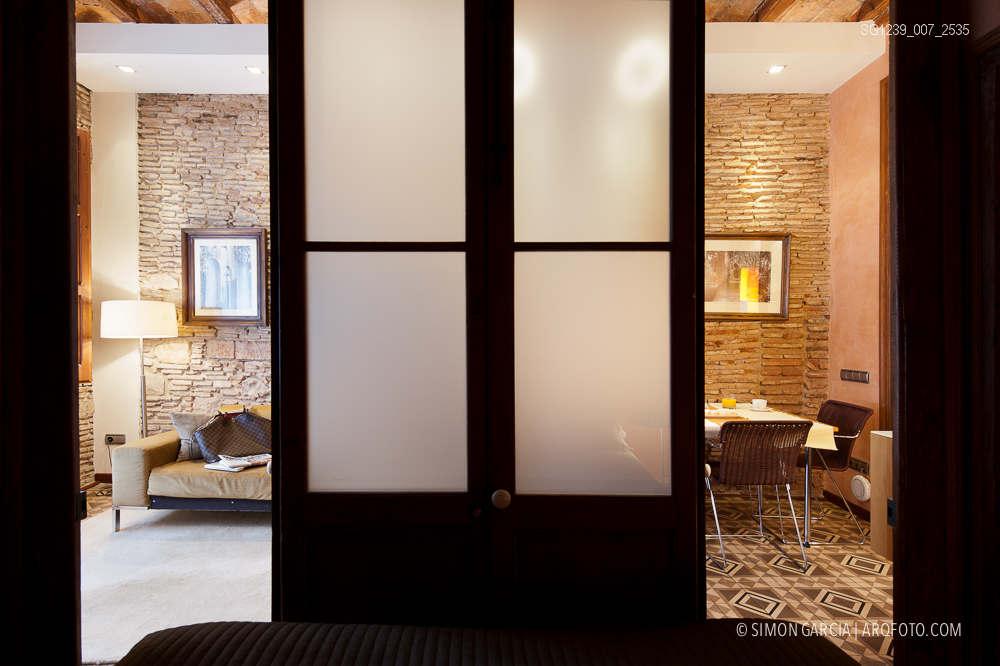 Fotografia de Arquitectura Apartamentos-Casa-de-les-Lletres-AAGF-arquitectos-SG1239_007_2535