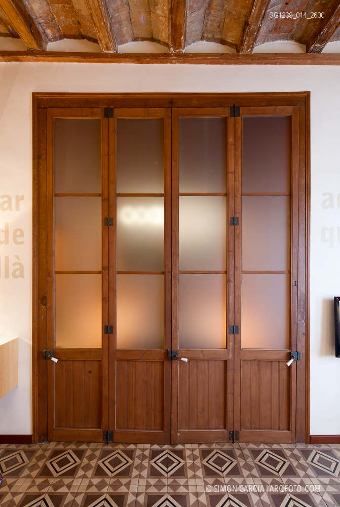 Fotografia de Arquitectura Apartamentos-Casa-de-les-Lletres-AAGF-arquitectos-SG1239_014_2600