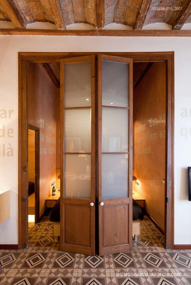 Fotografia de Arquitectura Apartamentos-Casa-de-les-Lletres-AAGF-arquitectos-SG1239_015_2601