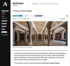 Fotografia de Arquitectura Archinect