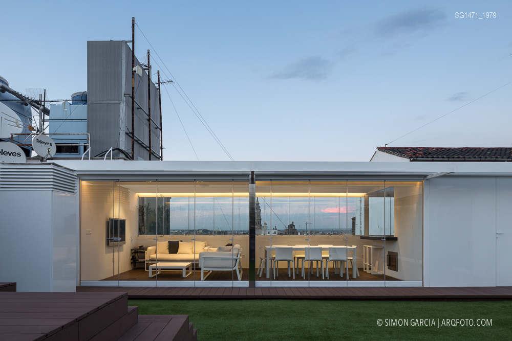 Living roof reactivar la azotea pabellones temporales con vistas a zaragoza sim n garc a arqfoto - Arquitectura en zaragoza ...