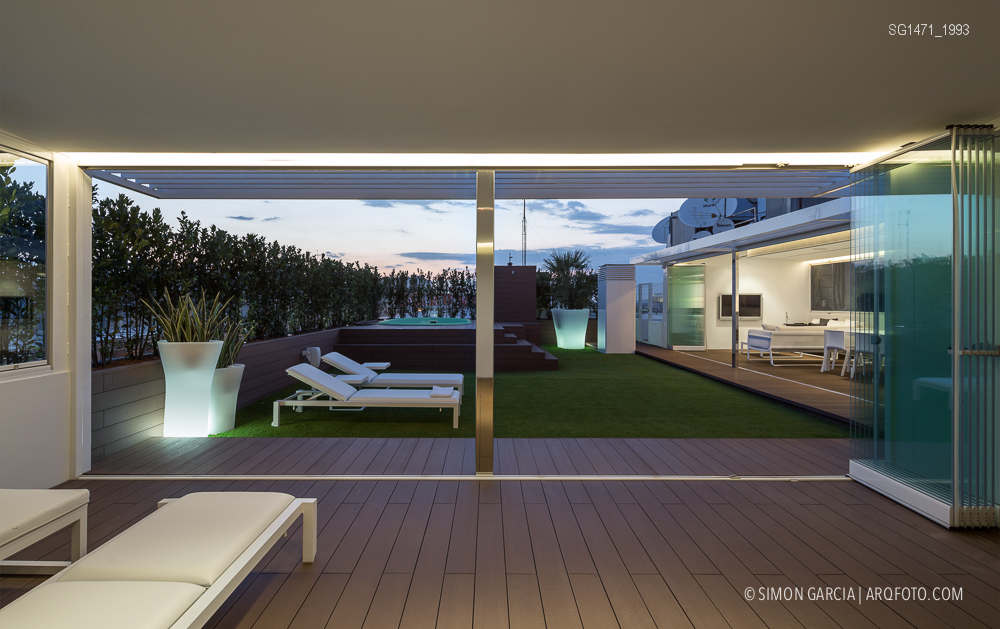 Fotografia de Arquitectura Atico-Zaragoza-living-roof-reactivar-la-azotea-Magen-arquitectos-SG1471_1993