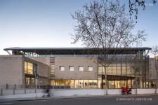 Fotografia de Arquitectura Biblioteca-Altis-Cerdanyola-Area-Metropolitana-Barcelona-AMB-SG1503_8562