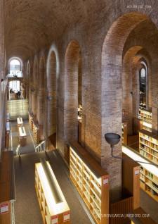 Fotografia de Arquitectura Biblioteca-Diposit-de-les-Aigues-Clotet-Paricio-arquitectos-SG1209_002_7094