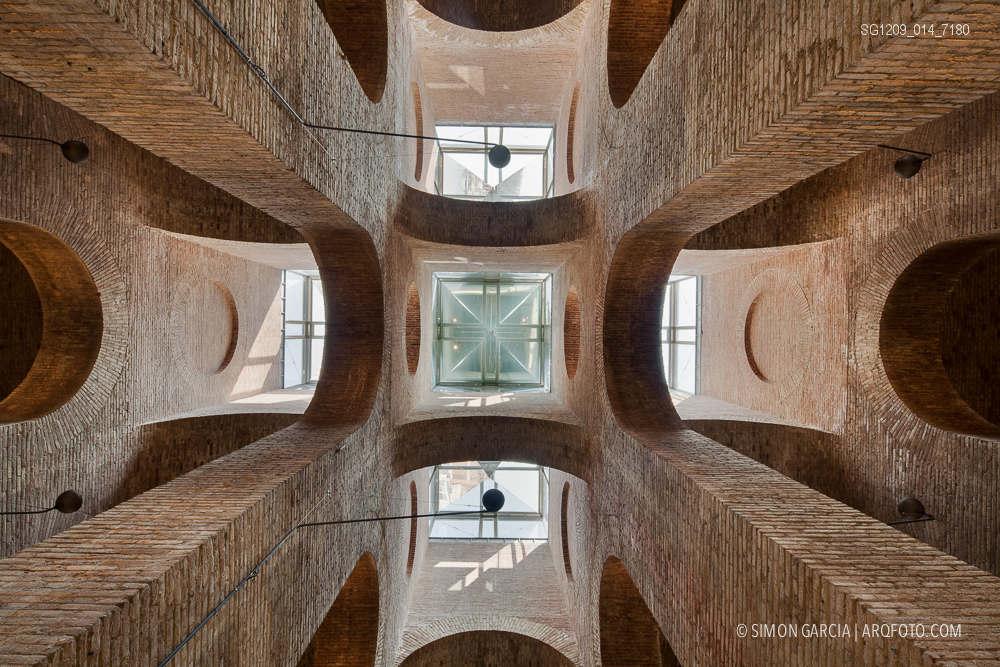 Reportaje de fotografia de arquitectura de la biblioteca - Fotografia arquitectura ...