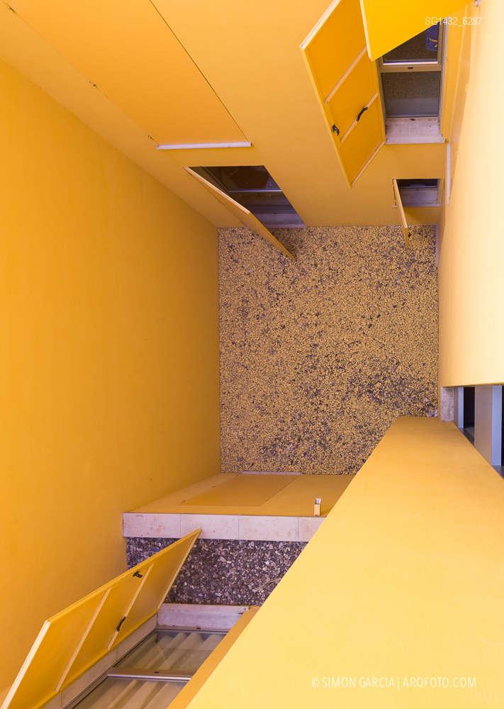 Fotografia de Arquitectura Bloque-viviendas-8-casas-y-3-patios-Las-Palmas-de-Gran-Canaria-Romera-Riuz-arquitectos-SG1432_6287