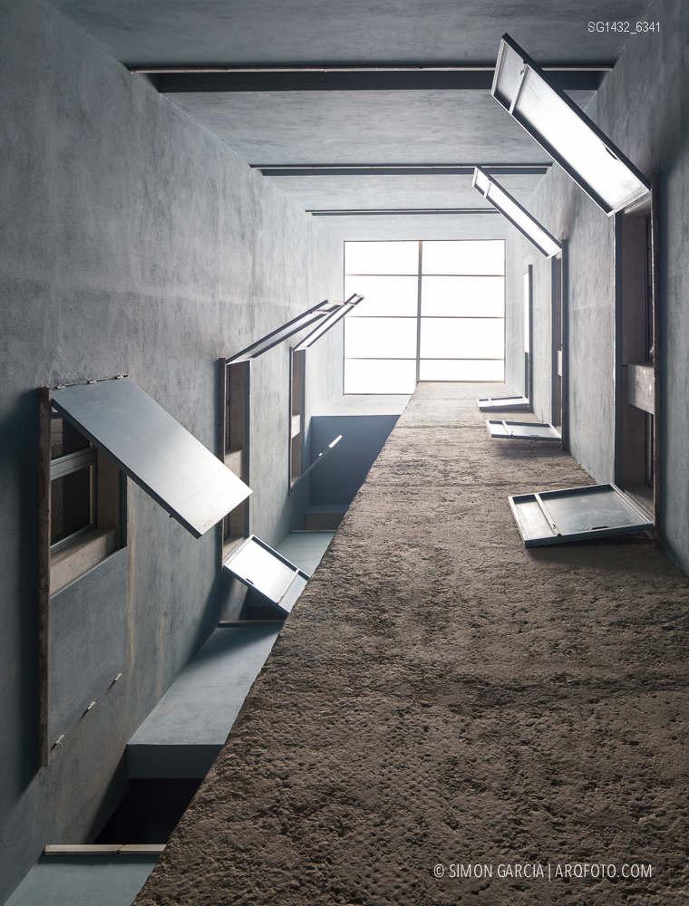 Fotografia de Arquitectura Bloque-viviendas-8-casas-y-3-patios-Las-Palmas-de-Gran-Canaria-Romera-Riuz-arquitectos-SG1432_6341