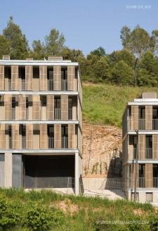 Fotografia de Arquitectura Bloque-viviendas-Torelles-Llobregat-bbarquitectes-SG1008_010_4023