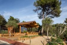 Fotografia de Arquitectura Bungalows-madera-Camping-Cala-Llevado-Tossa-de-Mar-Dosarquitectes-SG1475a_2999