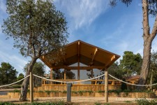 Fotografia de Arquitectura Bungalows-madera-Camping-Cala-Llevado-Tossa-de-Mar-Dosarquitectes-SG1475a_3002