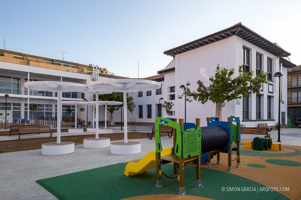 Fotografia de Arquitectura Centro-gente-mayor-Ejea-de-los-Caballeros-Zaragoza-Cruz-Diez-arquitectos-SG1470_1791