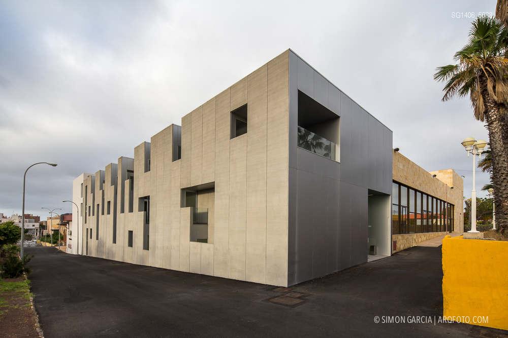 reportaje de fotografia de arquitectura del edificio