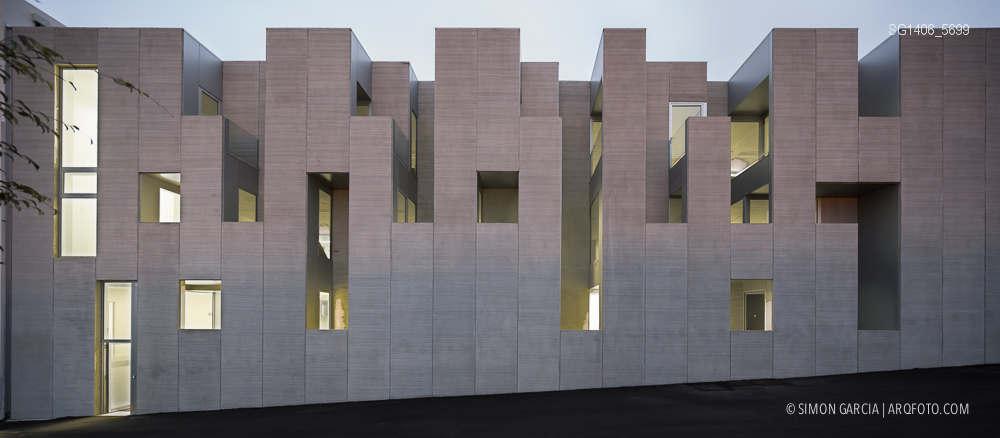 Reportaje de fotografia de arquitectura del edificio for Arquitectura y diseno las palmas