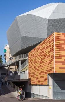 Fotografia de Arquitectura Equipamiento-Fondo-Santa-Coloma-de-Gramenet-Pich-Aguilera-arquitectes-SG1316_003_9952