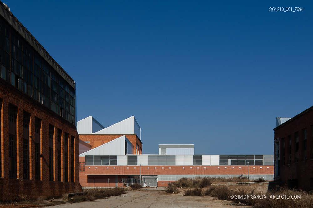 Reportaje fotografia arquitectura colegio nova electra - Fotografia arquitectura ...