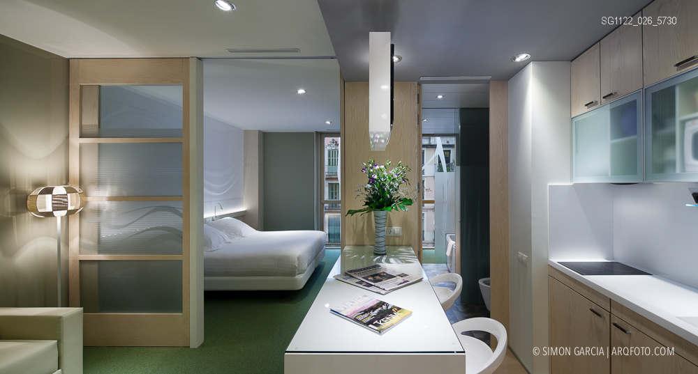Reportaje Foto De Arquitectura Hotel Ako Sim 243 N Garc 237 A