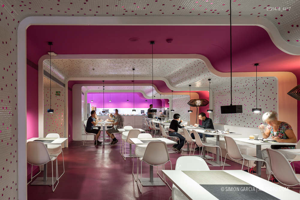 Fotografia de Arquitectura Hotel-Emma-Room-Mate-Barcelona-SG1478_4417