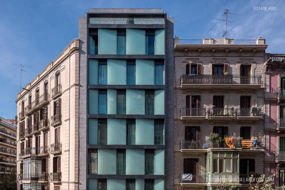 Fotografia de Arquitectura Hotel-Emma-Room-Mate-Barcelona-SG1478_4592