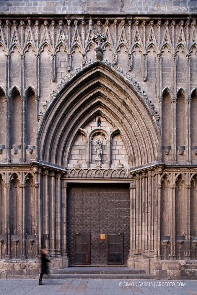 reportaje fotografia arquitectura iglesia sant cugat