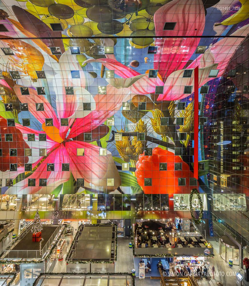 Fotografia de Arquitectura Markthal-Rotterdam-MVRDV-architects-SG1491_7538