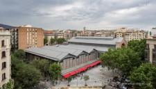 Fotografia de Arquitectura Mercat-del-Ninot-Barcelona-Mateo-arquitectura-SG1509_9007