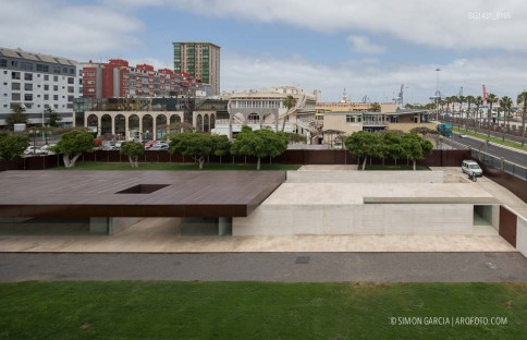 Reportaje de fotografia de arquitectura del castillo de la for Arquitectura las palmas