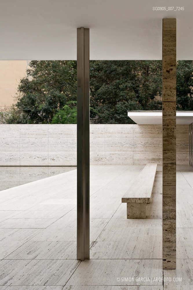 Fotografia de Arquitectura Pabellon-Mies-van-der-Rohe-SG0905_007_7245