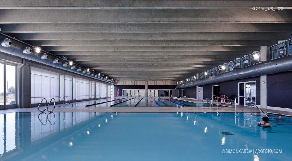 Reportaje fotografia arquitectura piscina ametlla de mar for Piscina vilassar de mar