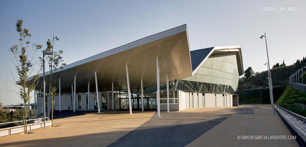 Reportaje fotografia arquitectura pista atletismo sabadell - Fotografia arquitectura ...