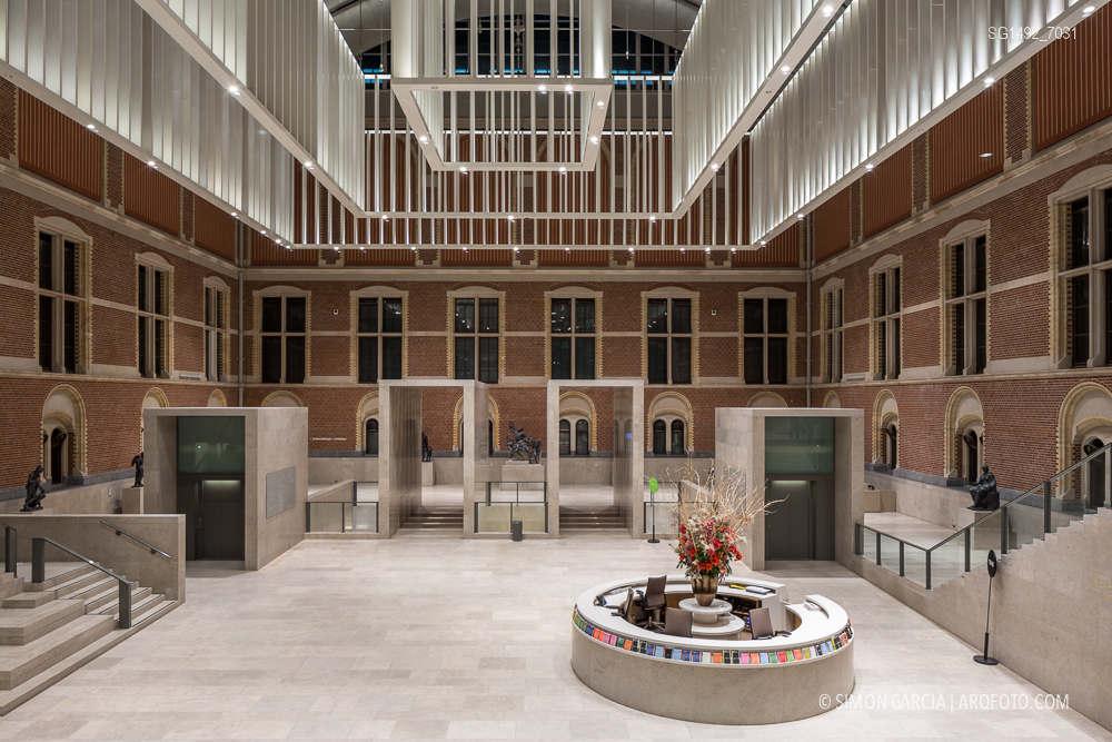 Fotografia de Arquitectura Rijksmuseum-Rotterdam-Cruz-Ortiz-arquitectos-SG1492_7031