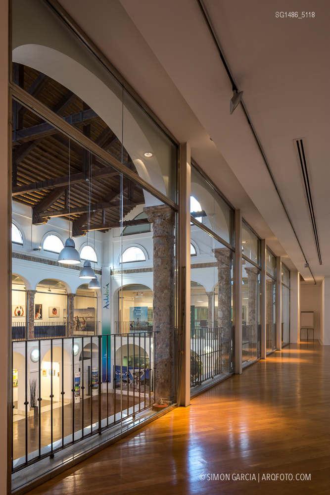 Fotografia de Arquitectura Sede-turismo-Andaluz-Malaga-SMP-arquitectos-SG1486_5118