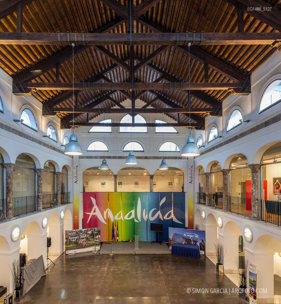Fotografia de Arquitectura Sede-turismo-Andaluz-Malaga-SMP-arquitectos-SG1486_5127