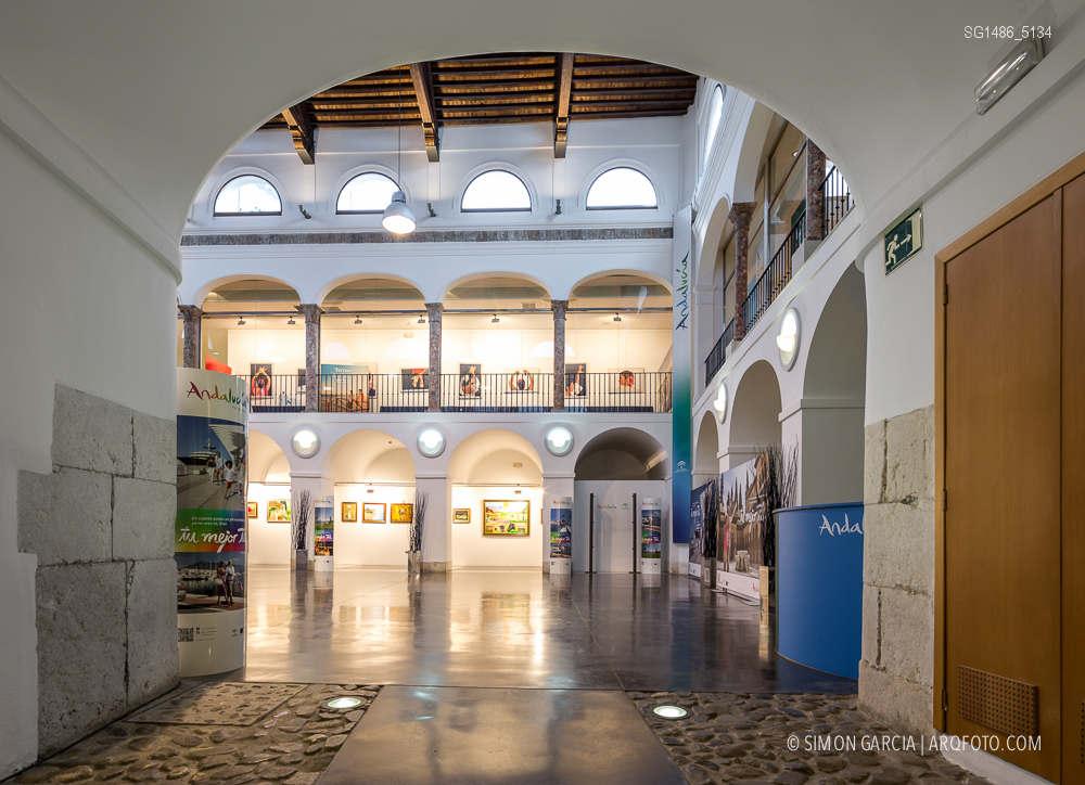 Fotografia de Arquitectura Sede-turismo-Andaluz-Malaga-SMP-arquitectos-SG1486_5134
