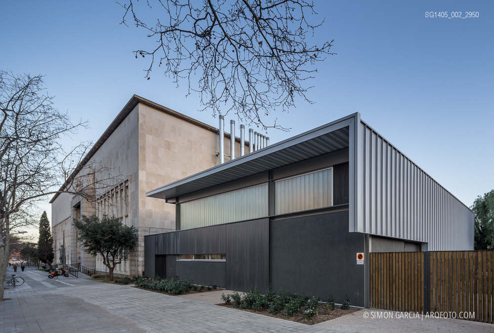 Fotografia de Arquitectura Taller-piedra-metal-Bellas-Artes-Forgas-arquitectes-SG1405_002_2950