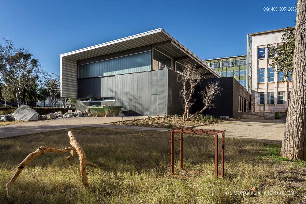 Fotografia de Arquitectura Taller-piedra-metal-Bellas-Artes-Forgas-arquitectes-SG1405_005_2869