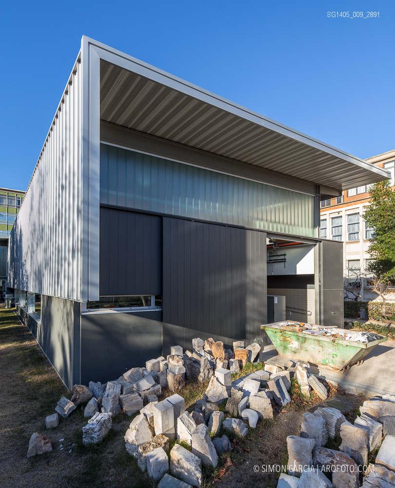Fotografia de Arquitectura Taller-piedra-metal-Bellas-Artes-Forgas-arquitectes-SG1405_009_2891