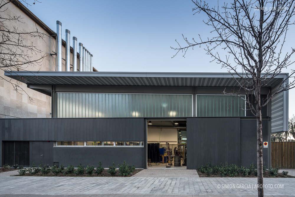 Fotografia de Arquitectura Taller-piedra-metal-Bellas-Artes-Forgas-arquitectes-SG1405_019_2958