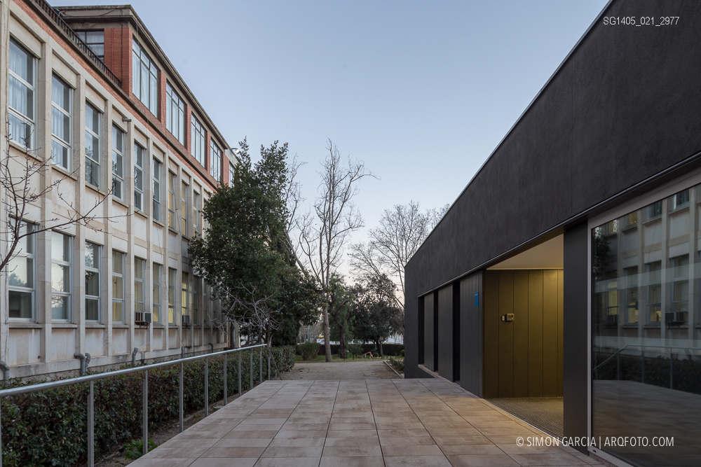 Fotografia de Arquitectura Taller-piedra-metal-Bellas-Artes-Forgas-arquitectes-SG1405_021_2977