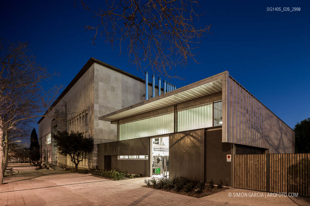 Fotografia de Arquitectura Taller-piedra-metal-Bellas-Artes-Forgas-arquitectes-SG1405_026_2998