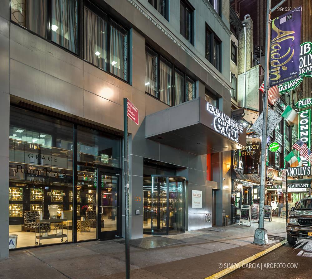 Hotel Room Mate Grace En Nueva York Sim 243 N Garc 237 A Arqfoto