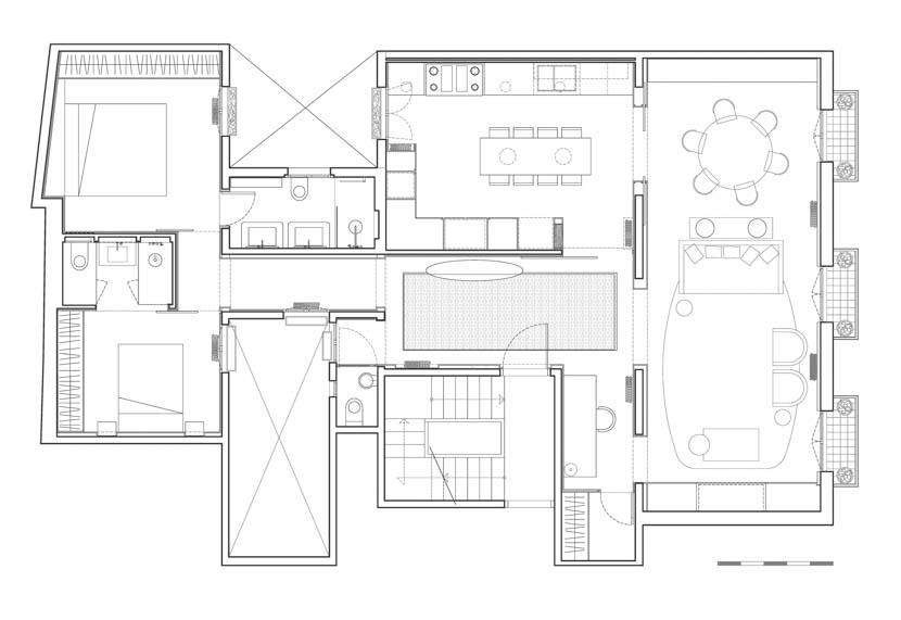 Fotografia de Arquitectura Piso-Barrio-Gotico-AAGF-doc-01